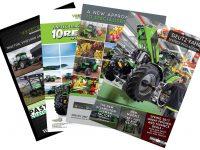 Brochures white